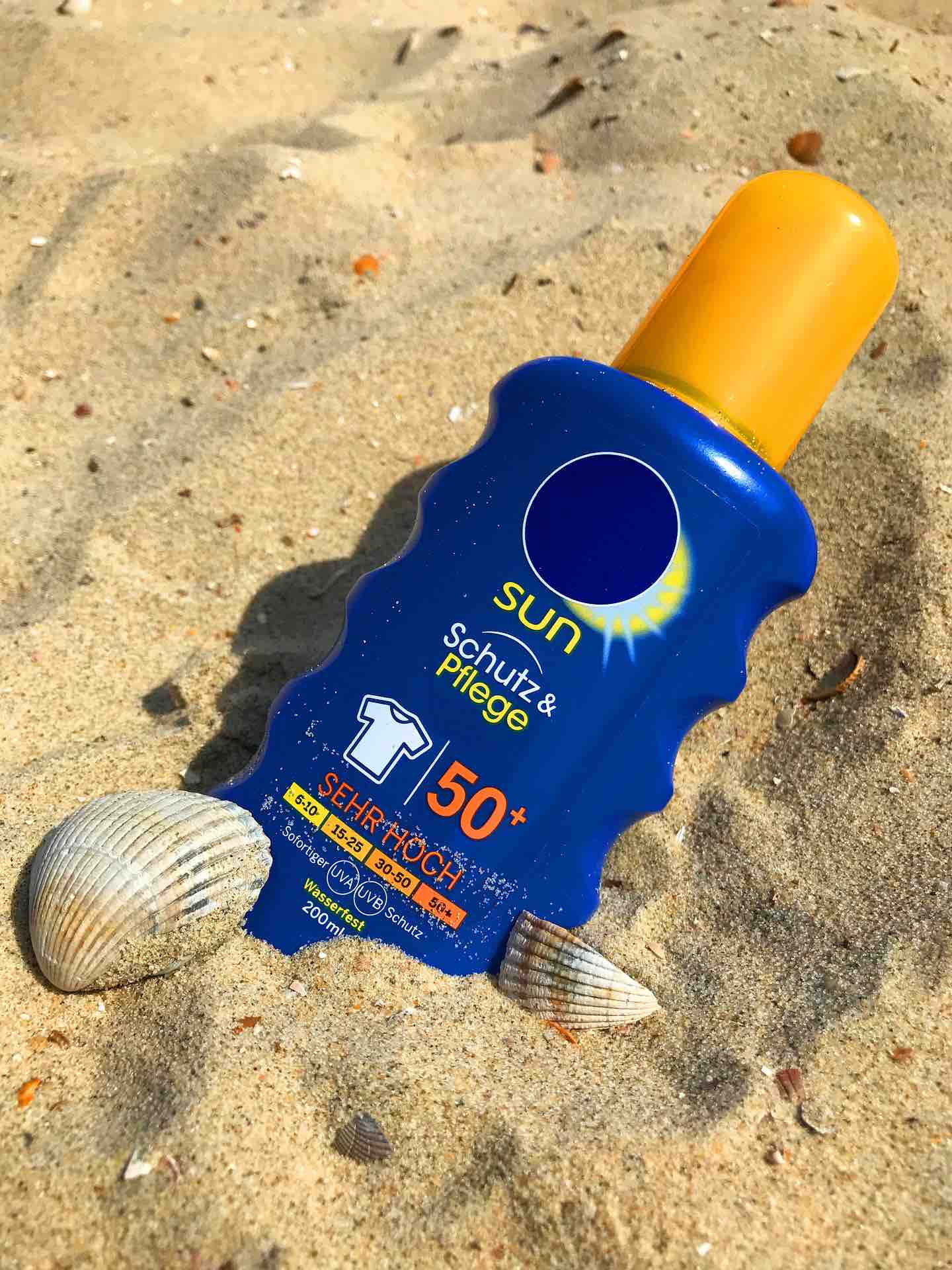 Backpacking in Asia tips and tricks sunscreen