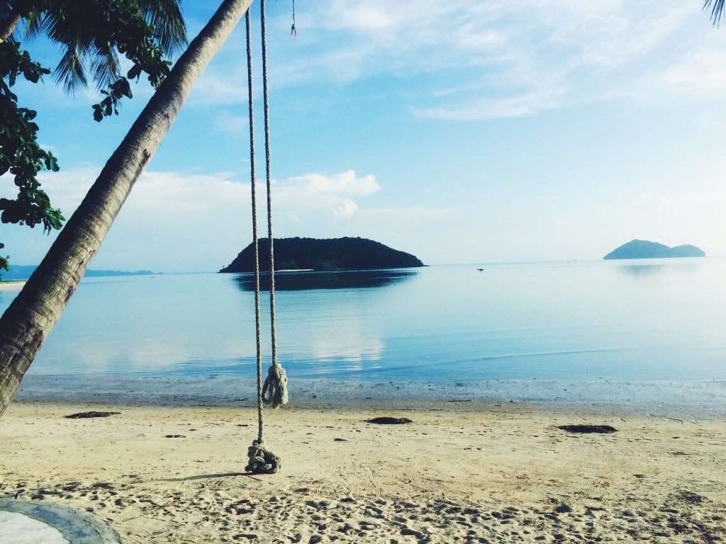 Teach English in Asia and explore beautiful islands like this