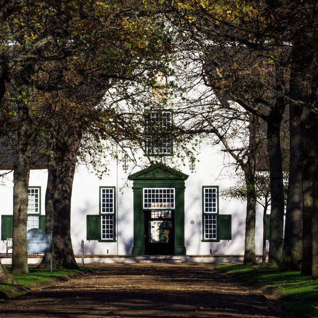 Groot Constantia is the oldest winery in all of South Africa