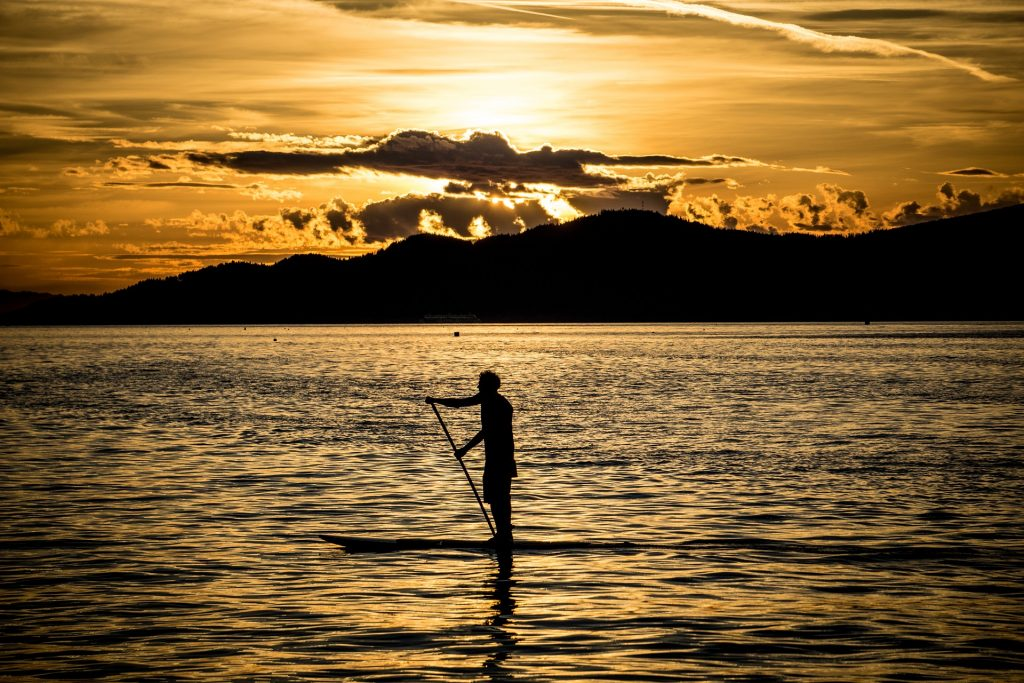 What to do in Korcula - Stand up paddleboard