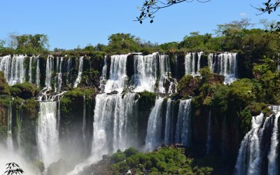Visiting Iguazu falls – How to see the falls from both sides