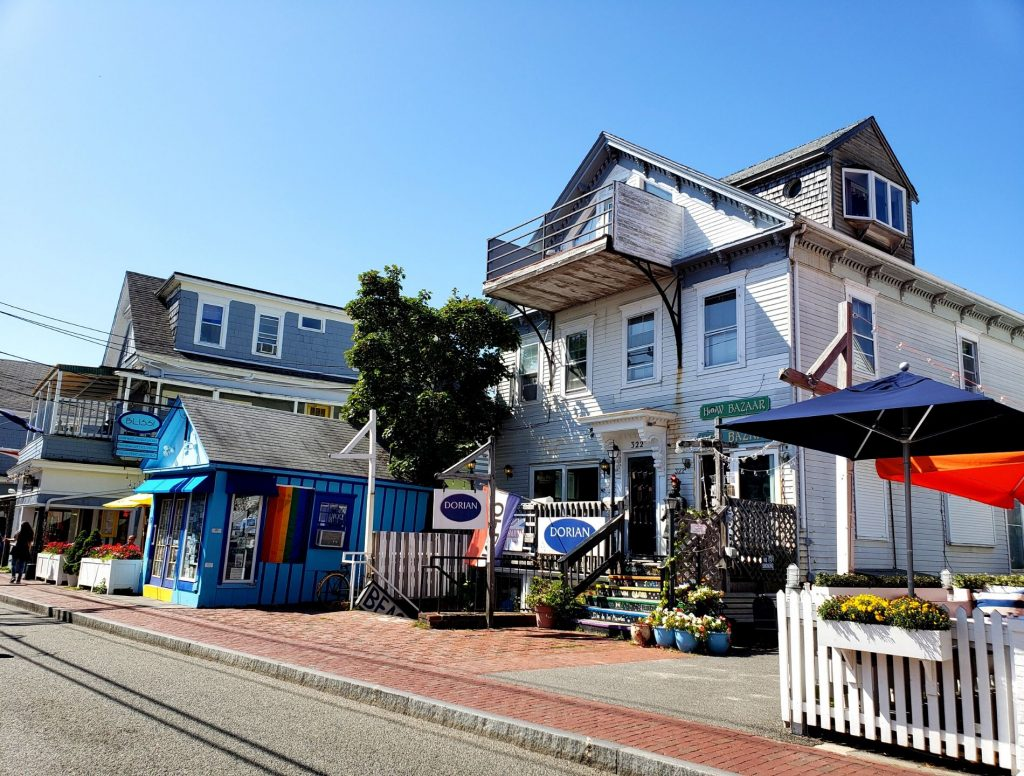Houses in Provincetown